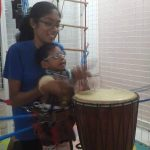 Suit THerapy, Drumming, therapy, autism