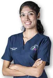 Meet our Physiotherapist